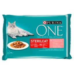 Sterilcat Chat Saumon