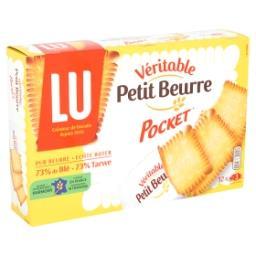 Véritable petit beurre - pocket - biscuits