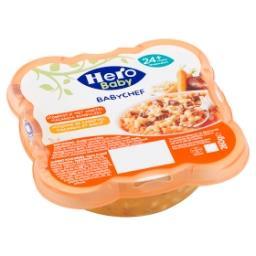 Babychef - mitonné de carottes, macaroni et bœuf - 2...