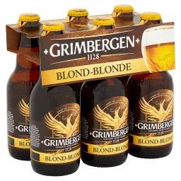 Bière d'Abbaye Blonde Bouteilles