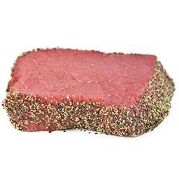 Steak poivre de bœuf