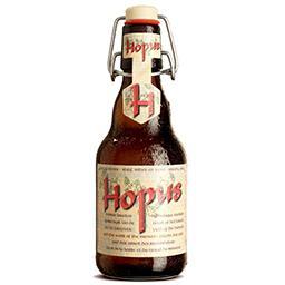 Bière forte, amère et blonde