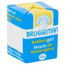 Levure de Boulangerie 42 g
