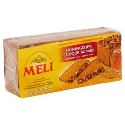 Couque au miel en tranches avec sucre perlé