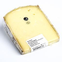 Tomme de montagne - fromage à pâte mi-dure au lait d...