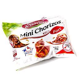 Mini chorizos - fort