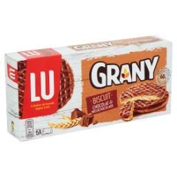 Grany - biscuit au chocolat au lait