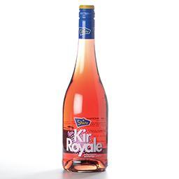 Kir royale - cocktail aromatisé à base de vin