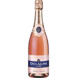 Champagne brut rosé, cuvée prestige