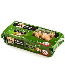 Amaretti - biscuit à base d'amande de noyau d'abrico...