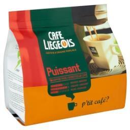 Dosettes de café - puissant - rondeur - intensité - ...