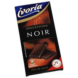 L'envoûtant chocolat noir 70%