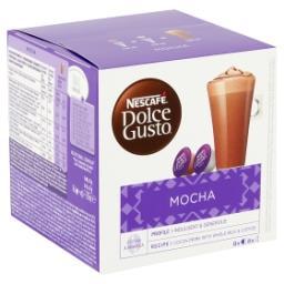 Dolce Gusto - mocha - lait entier en poudre avec suc...