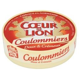 Coulommiers - fromage doux et crémeux
