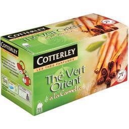 Thé vert Orient à la cannelle