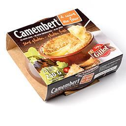 Camembert à cuire au four - sans gluten