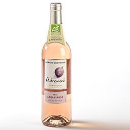 Vin rosé - autrement - syrah rosé - 2014 - vin biolo...