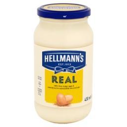 Mayonnaise - préparée avec des oeufs de poules élevé...