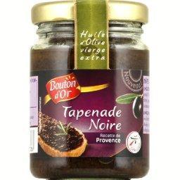 Tapenade noire, recette provence