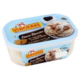 Crème glacée - dame blanche