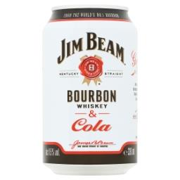 Kentucky Straight Bourbon Whiskey & Cola