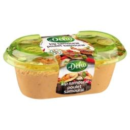 Salade de poulet samourai