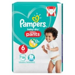Baby-Dry Pants Taille6, 15+kg