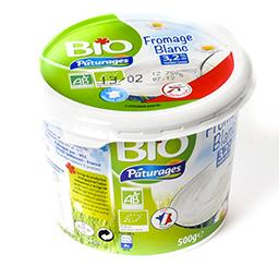 Fromage blanc bio - 3,2%