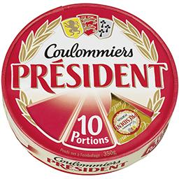 Coulommiers - fromage en portions