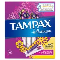 Platinum Régulier Tampons Applicateur