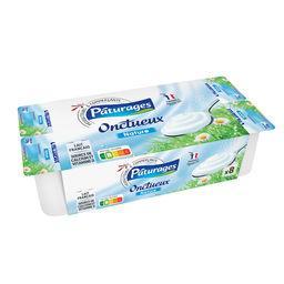 Onctueux - yaourts brassés nature