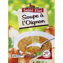 Soupe à l'oignon, potage déshydraté