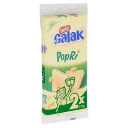 Chocolat blanc  Popri 2 tablettes