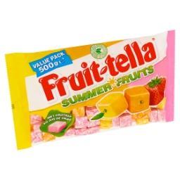 Bonbons summer fruits
