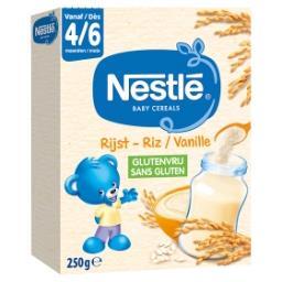 Baby Cereals Riz-Vanille 6 Mois