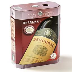 Vin rouge - bergerac