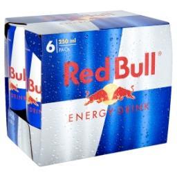 Energy Drink 6 x 250 ml