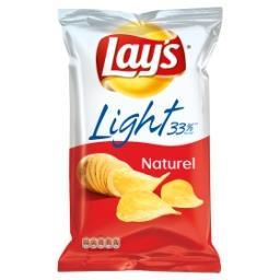 Chips light naturel
