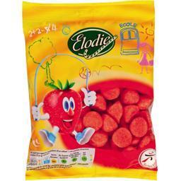 Bonbons goût fraise