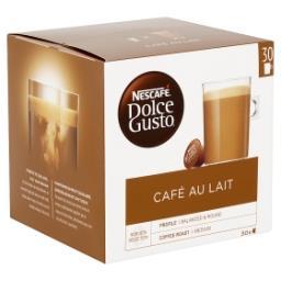 Café au Lait Café 30 Capsules par Boîte