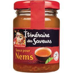 Sauce pour nems - saveur de chine