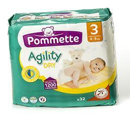 Langes agility dry - t3 - 4 à 9kg