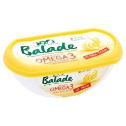 Beurre demi-écrémé au sel marin - source d'oméga 3
