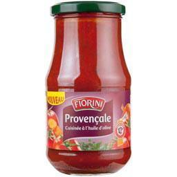 Sauce provençale cuisinée à l'huile d'olive