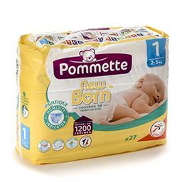 Langes nouveau-né - t1 - 2 à 5kg