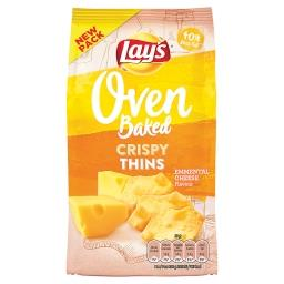 Oven crispy thins emmental cheese - biscuits salés