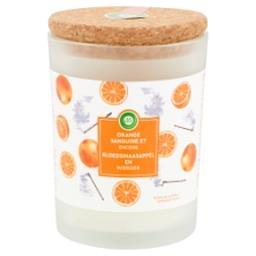 Orange Sanguine et Encens