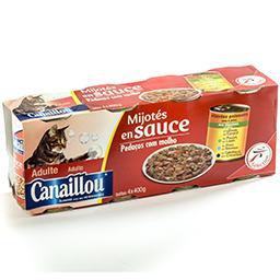 Terrines pour chat - mijotés en sauce - viandes - po...