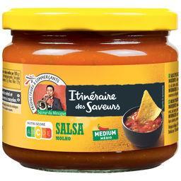 Sauce salsa - medium - saveur du mexique