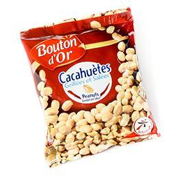 Cacahuètes - grillées et salées
